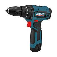 ALTECO CD 0410 (CD 1210.1) / 12V Аккумуляторная дрель-шуруповерт