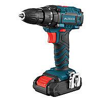 ALTECO CD 2110 Li X2   Аккумуляторная дрель-шуруповерт