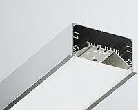 Встраиваемый светодиодный светильник LINER /V100 с декоративной рамкой
