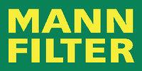 Воздушные фильтра Mann (Air Filters)