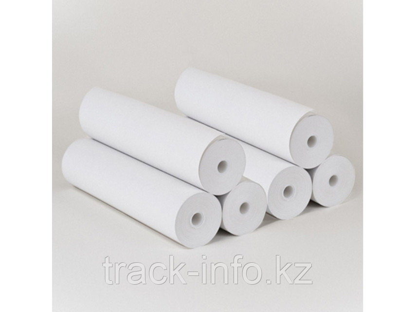 """Бумага рулонная 260 гр глянец track 17"""" (43см*30m) base paper, coating german"""