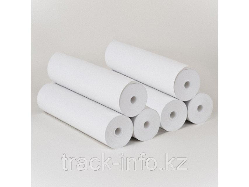 """Бумага рулонная 260 гр глянец track 36"""" (91,4см*30m) base paper, coating german"""