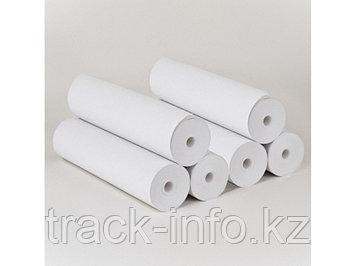 """Бумага рулонная 260 гр глянец track 42"""" (106,68см*30m) base paper, coating german"""