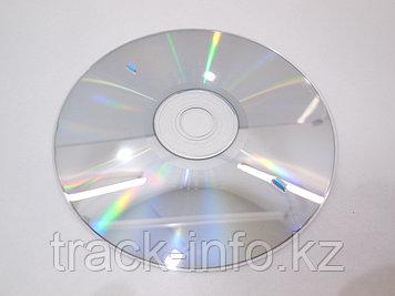 Чистящий DVD 25 PCS 2Х компонентный