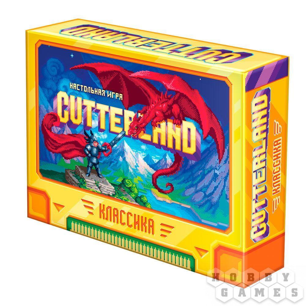 Настольная игра: Cutterland. Классика