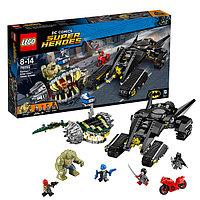 LEGO Super Heroes 76055 Конструктор ЛЕГО Супер Герои Бэтмен: Убийца Крок