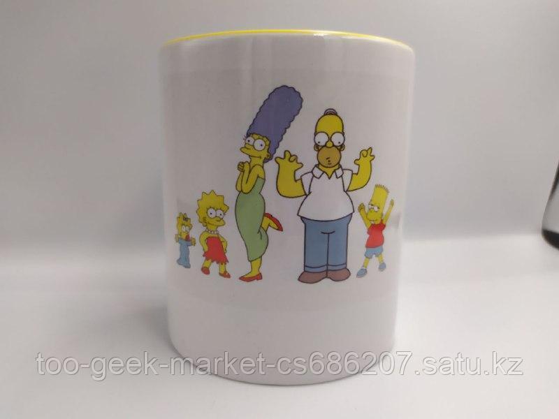 """Кружка """"Симпсоны"""""""