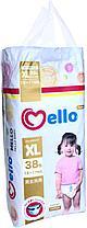 Трусики Mello XL (12-17 кг) 38 штук