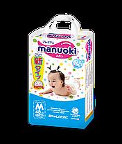 Трусики Manuoki M (6-11кг) 48 штук