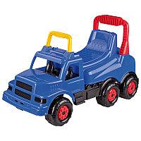 """Машинка детская """"Весёлые гонки"""" (для мальчиков), Синяя, М4456"""