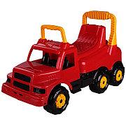 """Машинка детская """"Весёлые гонки"""" (для мальчиков), Красная, М4484"""