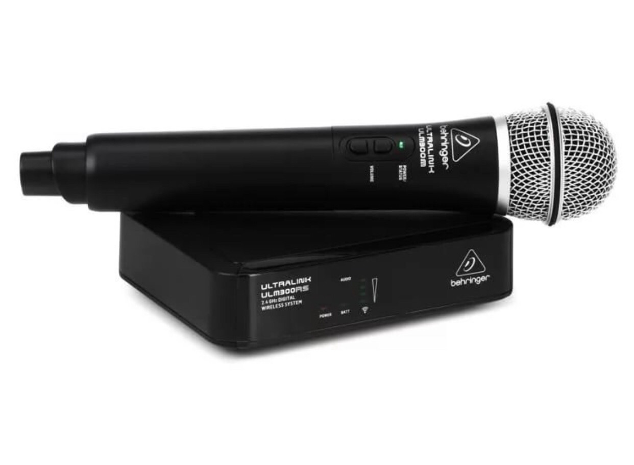 Радиомикрофон Behringer ULM300MIC