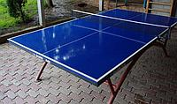 Как выбрать теннисный стол для дачи