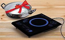 Индукционная плита портативная на 1 конфорку, фото 3