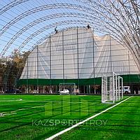 Строительство футбольного поля закрытого типа в городе Шымкент 6