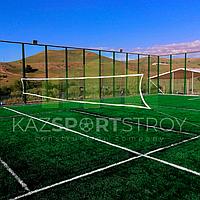 Строительство футбольного поля открытого типа. Алматинская облась, Узынагаш 9