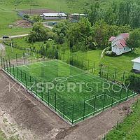 Строительство футбольного поля открытого типа. Алматинская облась, Узынагаш 3