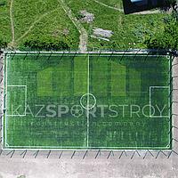 Строительство футбольного поля открытого типа. Алматинская облась, Узынагаш 1