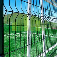 Строительство футбольного поля открытого типа. Алматинская облась, Узынагаш 8