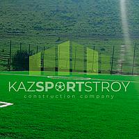 Строительство футбольного поля открытого типа. Алматинская облась, Узынагаш 5