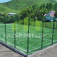 Строительство футбольного поля открытого типа. Алматинская облась, Узынагаш 7