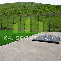 Строительство футбольного поля открытого типа. Алматинская облась, Узынагаш 4