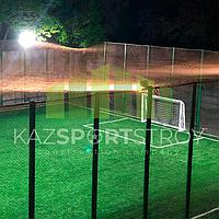 Строительство футбольного поля открытого типа. Алматы 3