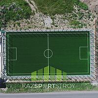 Строительство футбольного поля открытого типа. Алматинская облась. Каскелен 3