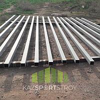 Строительство футбольного поля открытого типа. Алматинская облась. Каскелен 5