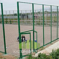 Строительство футбольного поля открытого типа. Алматинская облась. Каскелен 7