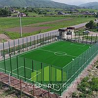 Строительство футбольного поля открытого типа. Алматинская облась. Каскелен 9