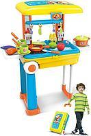"""Детский набор """"шев повар"""" в чемоданчике 008-926А, фото 1"""