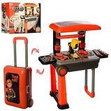 Детский набор инструментов в чемодане 2 в 1 008-922А, фото 3