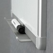 Доска маркерная магнитная LigoGlass 100x150 см
