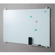 Доска маркерная магнитная LigoGlass 90x120 см