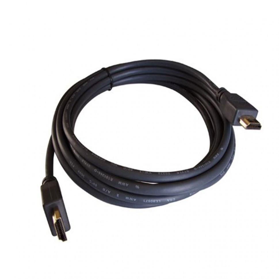 Кабель Kramer C-HM/HM/FLAT/ETH-75. HDMI-HDMI (Вилка - Вилка) 22,9 м