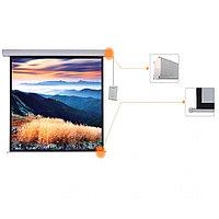 "Экран для проектора моторизированный Mr.Pixel 60"" x 80"" (153 x 203 см)"