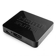 Разветвитель Cablexpert HDMI DSP-2PH4-03, HD19F/2x19F, 1 компьютер- 2 монитора
