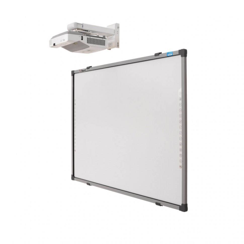 """Интерактивная доска инфракрасная IR 100"""" IQboard 1-RPT100 (10 касаний)"""