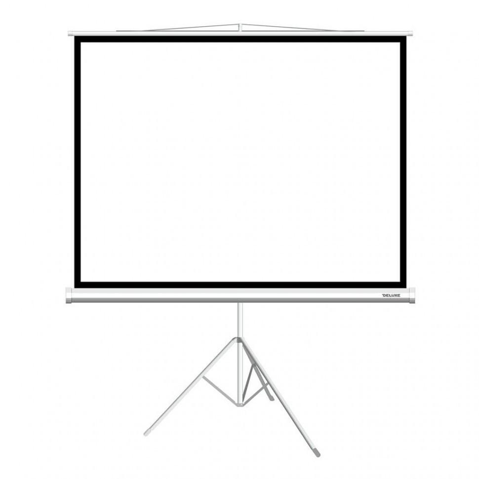 Экран на треноге Deluxe DLS-T203x154W (195х145 см)