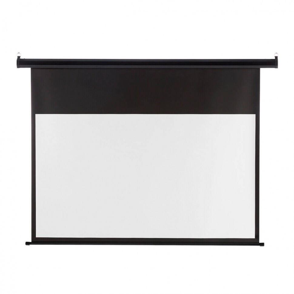 Экран механический, Deluxe, DLS-M274-210, Настенный/потолочный, Рабочая поверхность 266х150 см., 16:9, Matt