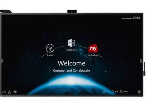 Интерактивная панель ViewSonic IFP8670