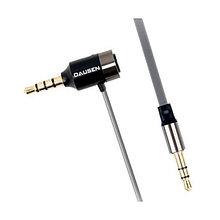Аудиокабель Dausen Hands-Free Aux / Microphone Cable, TR-CA017