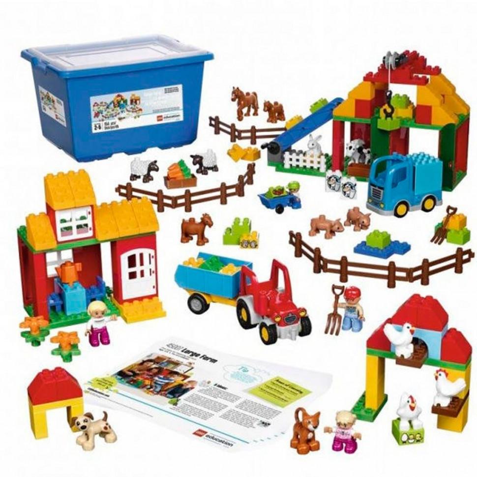 Lego Education: Большая ферма DUPLO