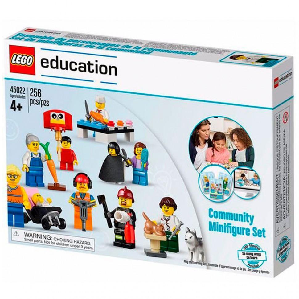 Lego Education: Городские жители LEGO