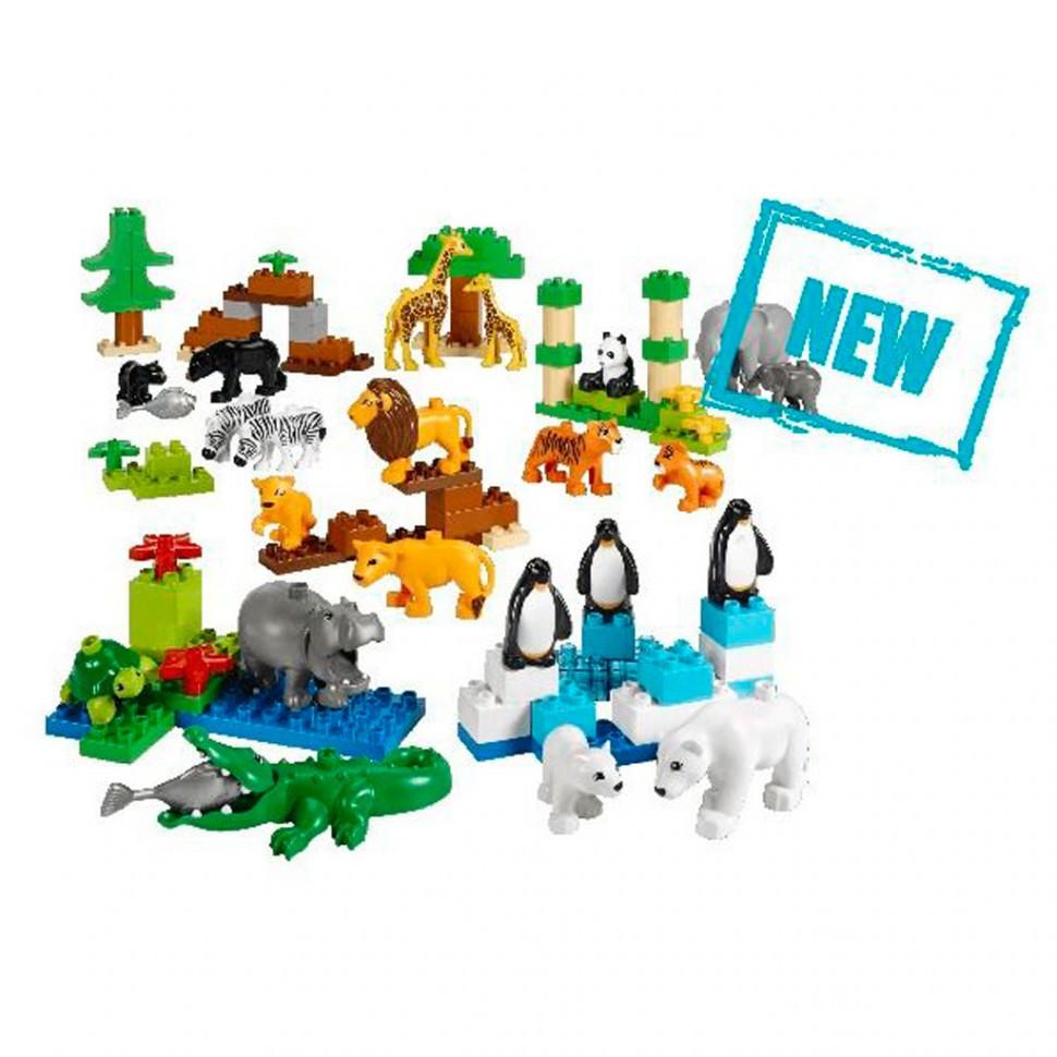 Lego Education: Дикие животные DUPLO