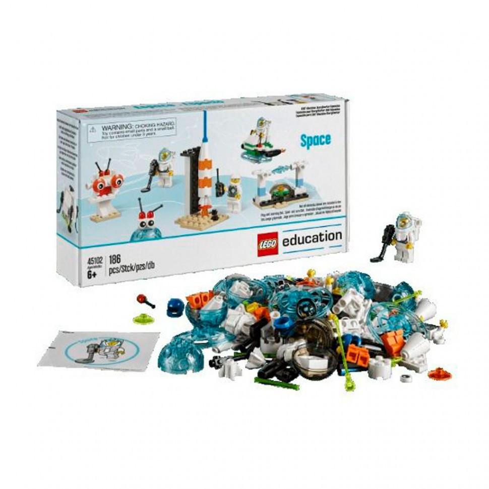 """Lego Education: Дополнительный набор StoryStarter """"Построй свою историю. Космос"""""""