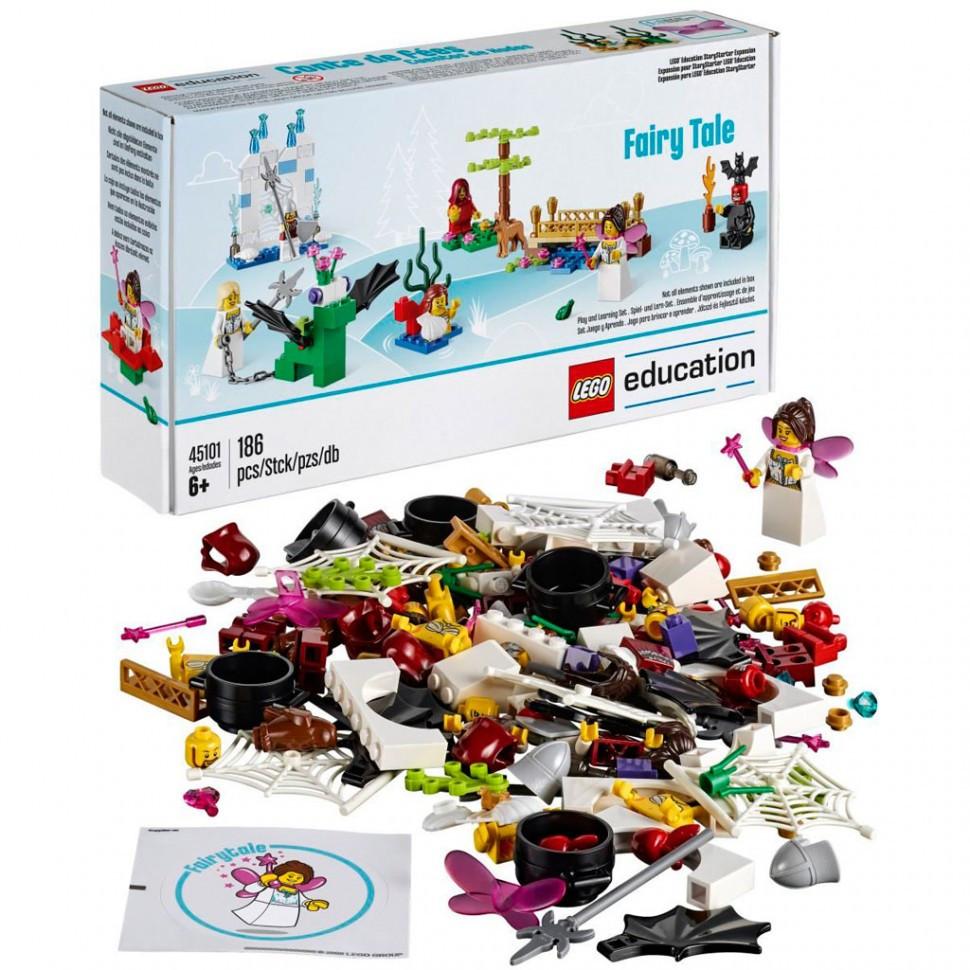 """Lego Education: Дополнительный набор StoryStarter """"Построй свою историю. Сказки"""""""