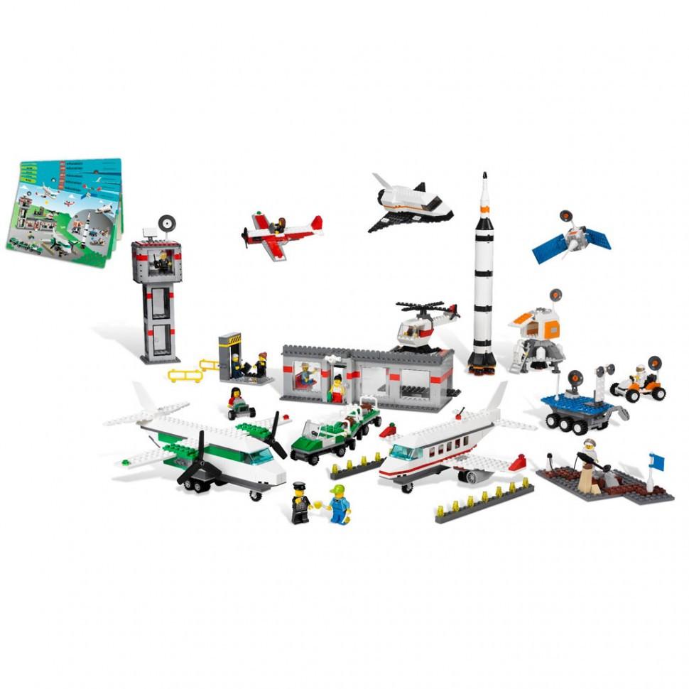 Lego Education: Космос и аэропорт LEGO