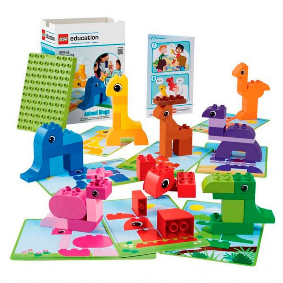 Lego Education: Лото с животными DUPLO
